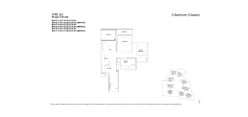 florence-residences-2-bedroom-floor-plan-2c1-singapore
