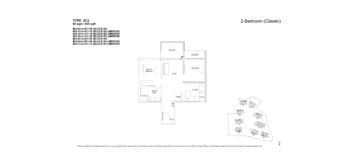 florence-residences-2-bedroom-floor-plan-2c3-singapore