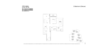florence-residences-2-bedroom-floor-plan-2d3g-singapore