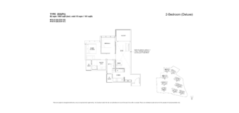 florence-residences-2-bedroom-floor-plan-2d5ph-singapore
