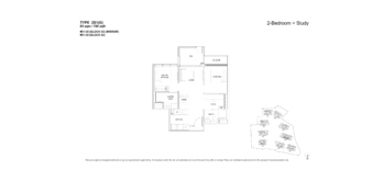 florence-residences-2-bedroom-floor-plan-2s1g-singapore