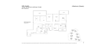 florence-residences-4-bedroom-floor-plan-4c1aph-singapore