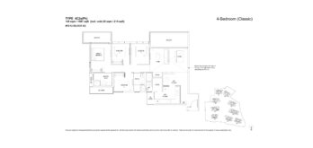 florence-residences-4-bedroom-floor-plan-4c2aph-singapore