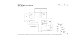 florence-residences-4-bedroom-floor-plan-4c3ph-singapore