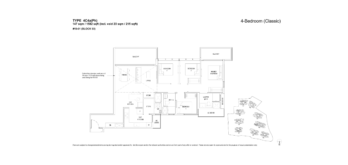 florence-residences-4-bedroom-floor-plan-4c4aph-singapore