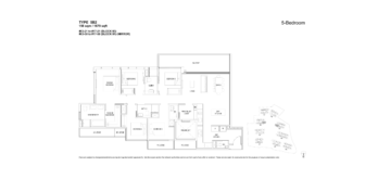 florence-residences-5-bedroom-floor-plan-5b2-singapore