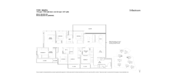 florence-residences-5-bedroom-floor-plan-5b2ph-singapore